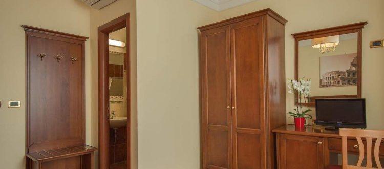 Camera Matrimoniale/Doppia con Letti Singoli - hotel romantica